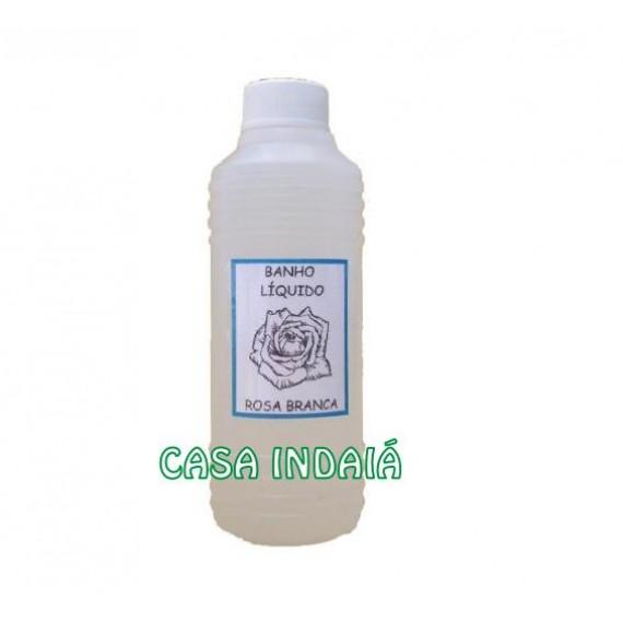 Banho Líquido Rosa Branca 220 ml