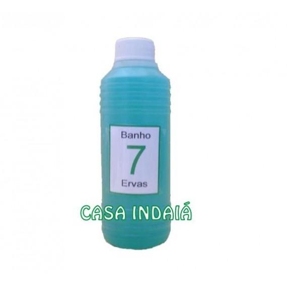 Banho Líquido 7 Ervas 220 ml
