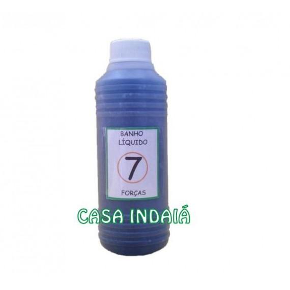 Banho Líquido 7 Forças 220 ml