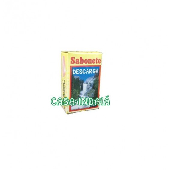 Sabonete Descarga (Descarrego)