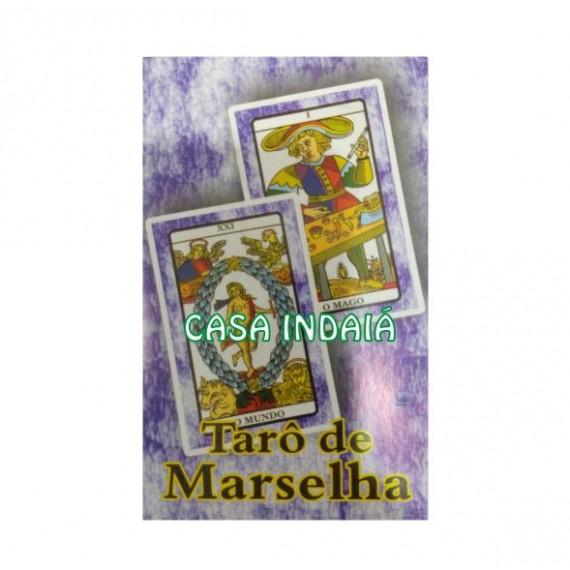 Tarô de Marselha (Ed. M.D.F.)