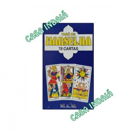 Tarô de Marselha (ed. M.A.M.) 78 Cartas
