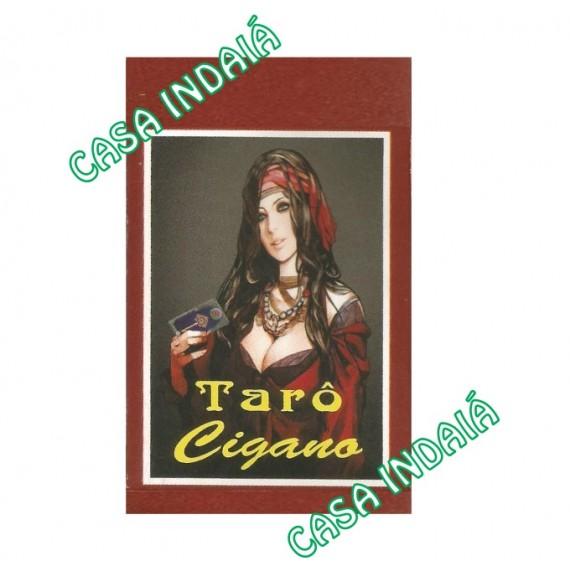 Tarô Cigano (Magia da Flor)