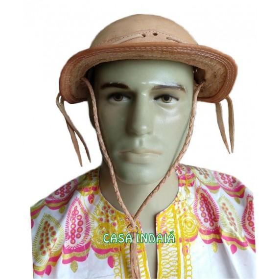 Chapéu de Couro Coquinho