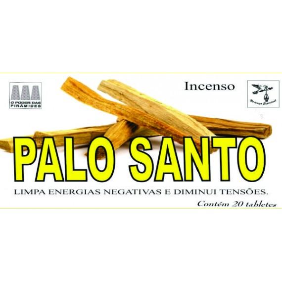 Defumador Palo Santo