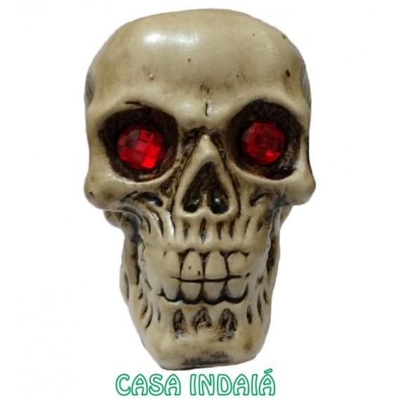Crânio de Cerâmica