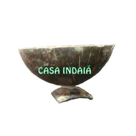 Cuia de Coco c/ Base
