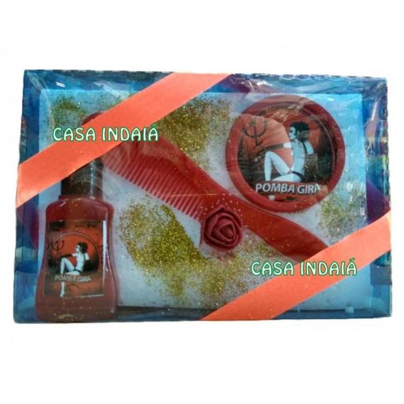 Estojo de Pomba Gira