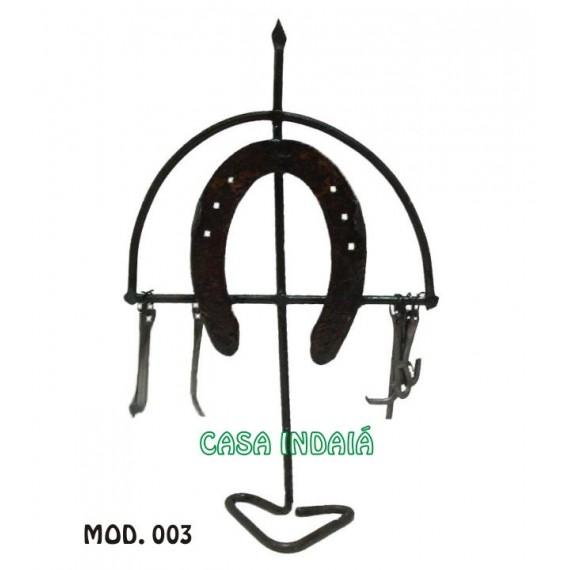 Ferro 35cm (mod. 003) Ogum c/ Ferradura
