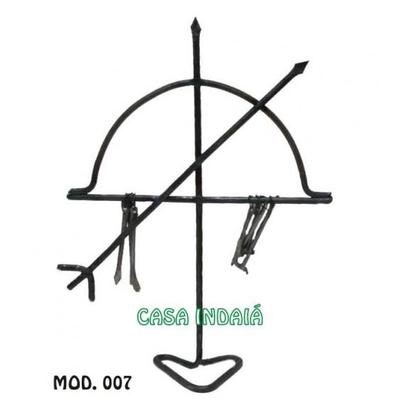 Ferro 35cm (mod. 007) Oxossi c/ Flecha