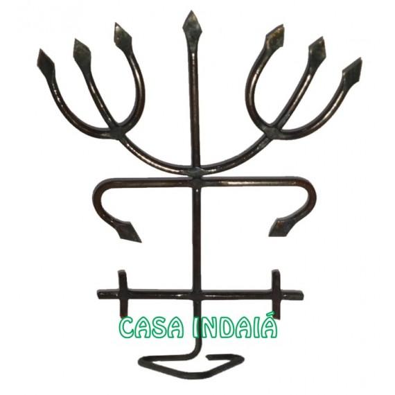 Ferro 20cm (mod. 97) Rosa Caveira