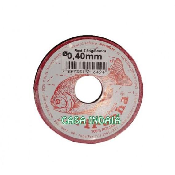 Fio de Nylon 0,40mm