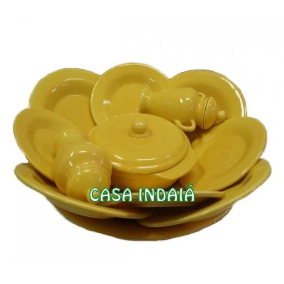 Ibá Amarelo Liso