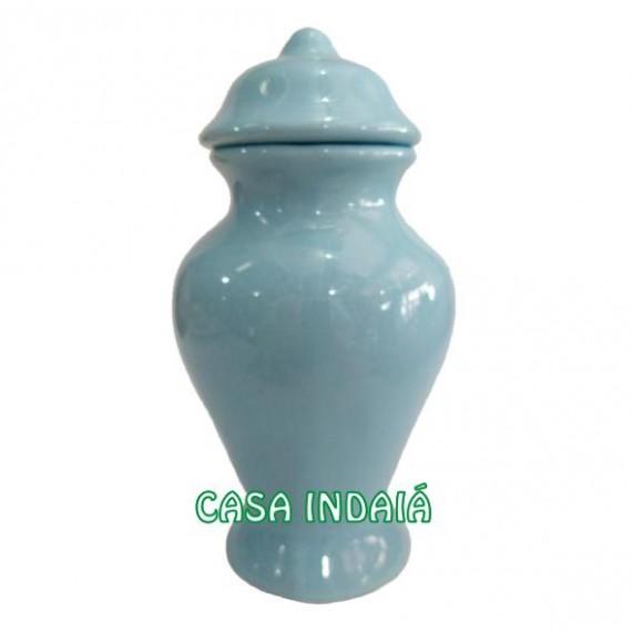 Quartinha 20cm Azul Clara s/ Asa