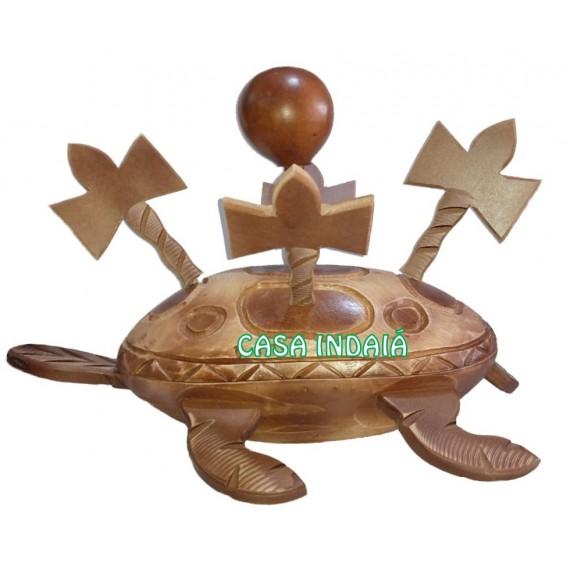 Assentamento de Xangô (mod. 12) Tartaruga
