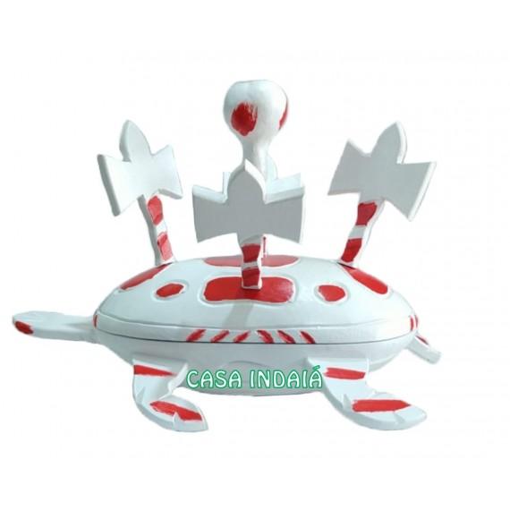 Assentamento de Xangô (mod. 06) Tartaruga