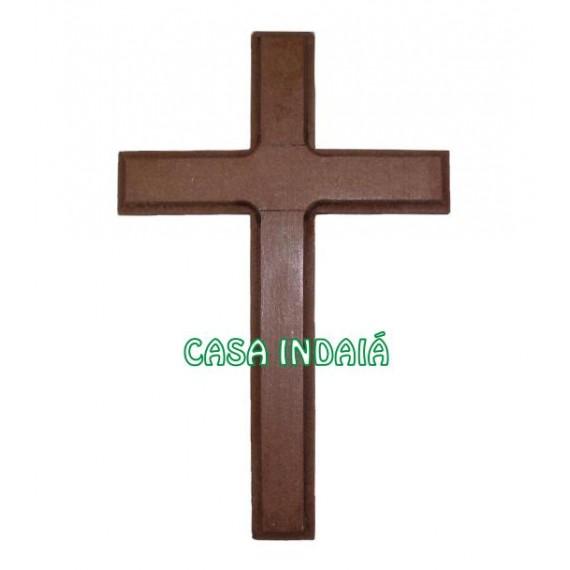 Cruz de Madeira 25cm