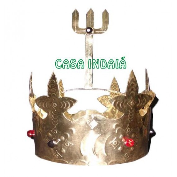 Coroa de Pomba Gira (Dourada)