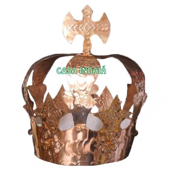 Coroa de Xangô (Cobre)