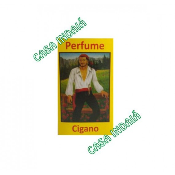 Perfume 10ml Cigano