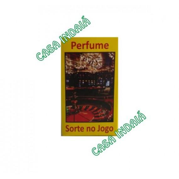 Perfume 10ml Sorte no Jogo