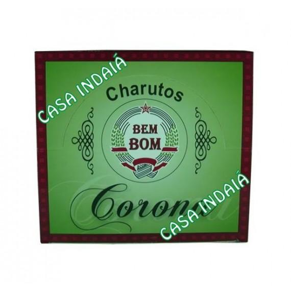 Charuto Bem Bom Corona (Caixa c/ 50 unidades)