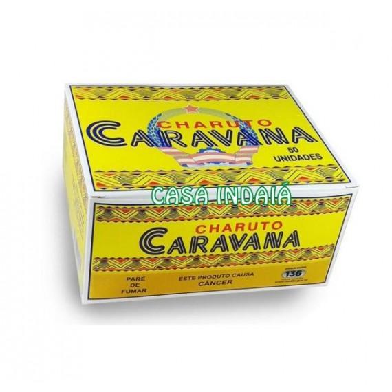 Charuto Caravana (Caixa c/ 50 unidades)