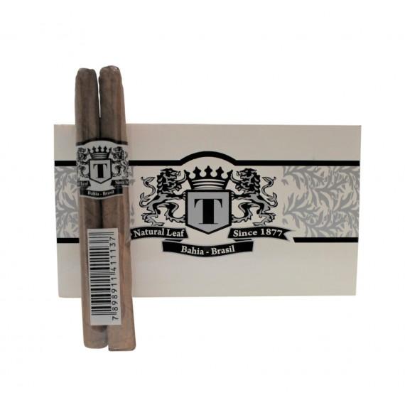 Cigarrilha Talvis s/ Piteira c/ 2 unid.