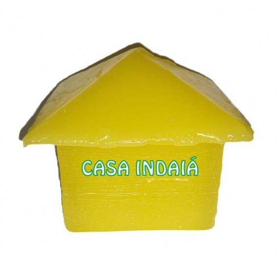 Casinha de Cera Amarela