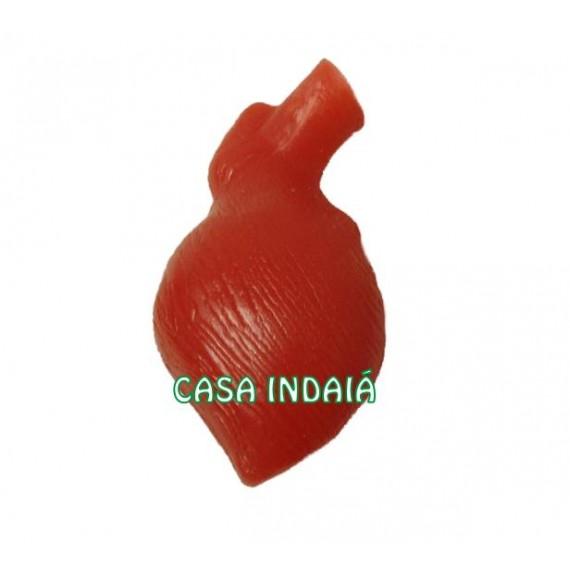 Coração Cardíaco Vermelho